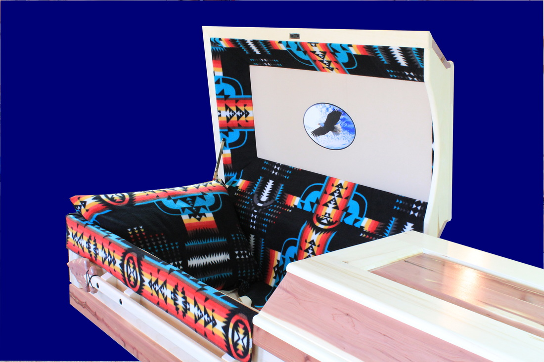 Native Series Caskets